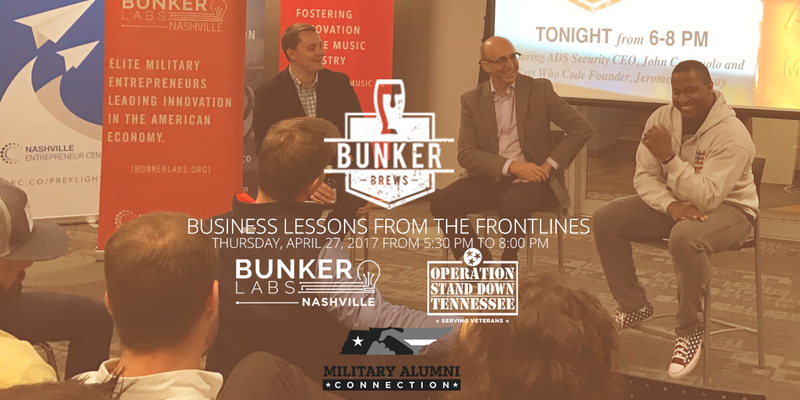 Bunker Brews Business Lessons