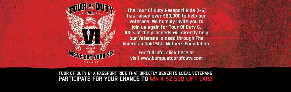 Tour of Duty 6