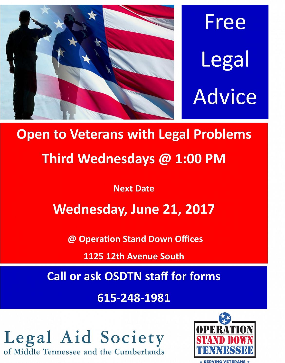 Veteran Legal Advice