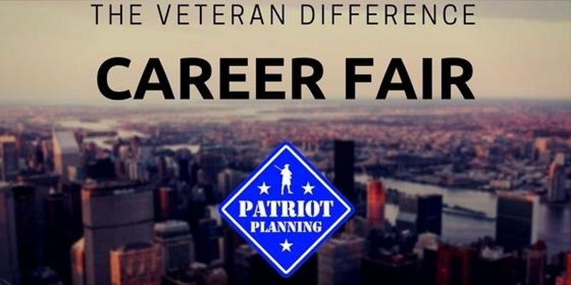 Veteran Career Fair by Patriot Planning Consultants