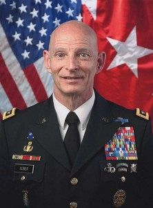 Photo - LTG Keith Huber Portrait